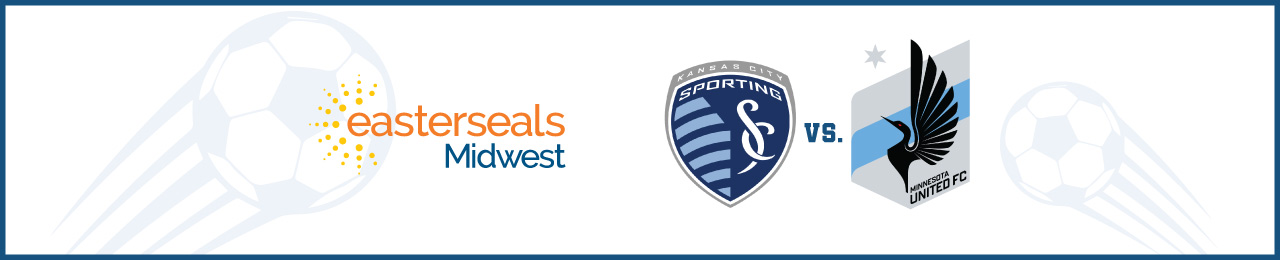Sporting KC with Easterseals