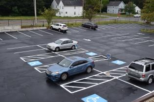 Edwards Street Parking Lot