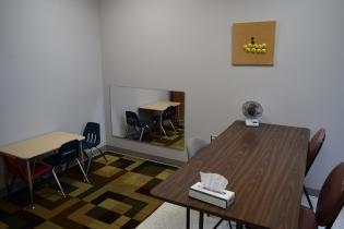 Edwards Street Speech Treatment Room
