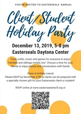 2019 Client holiday party invite right half - USE