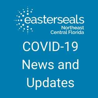 ESNECFL COVID 19 News and Updates graphic blue
