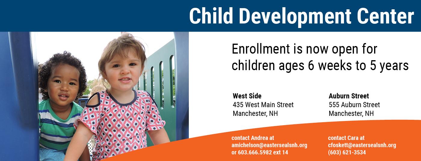 Child Development Center hero August
