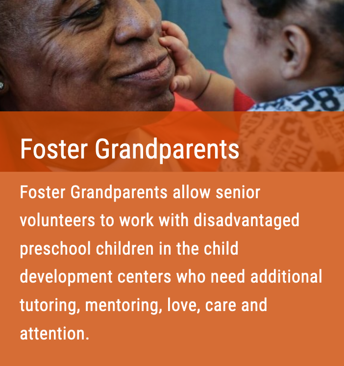 Foster Grandparent