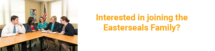 Careers at Easterseals