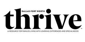 thrive logo for walk