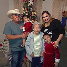 Salinas Family - HOPES