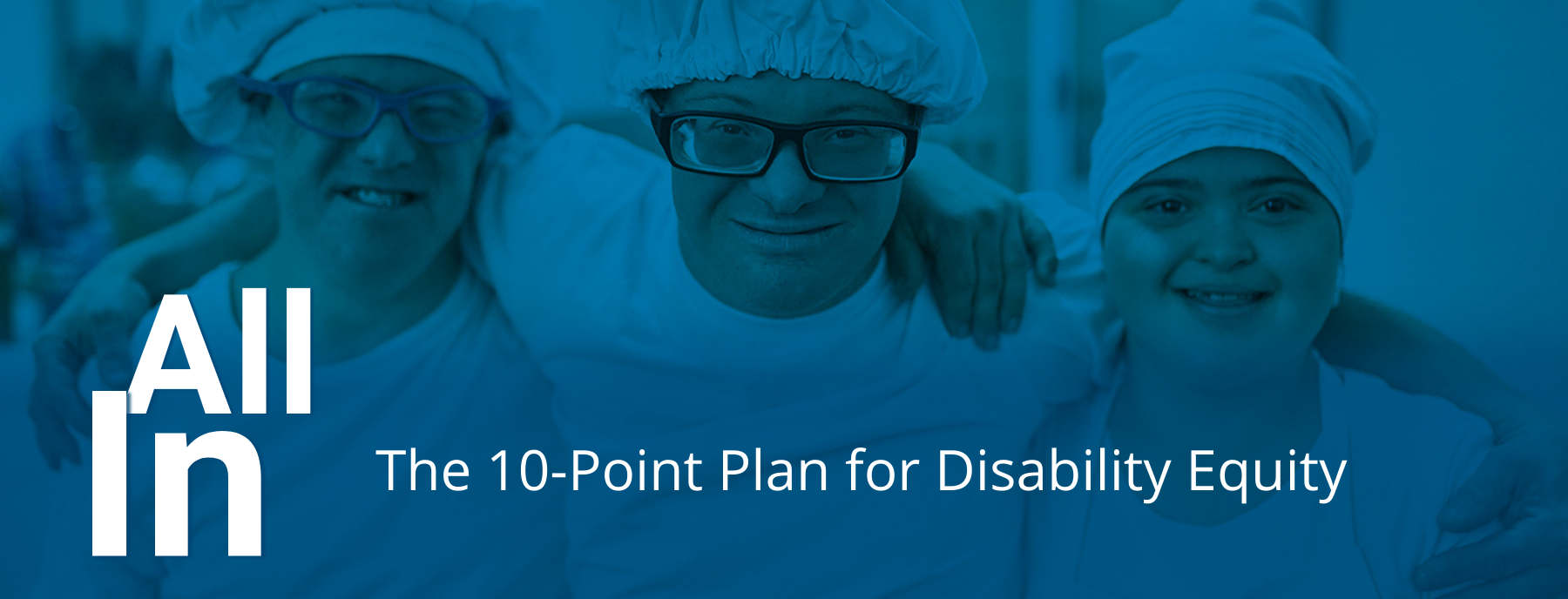 All In: The 10 Point Plan for Disability Equity Corrected