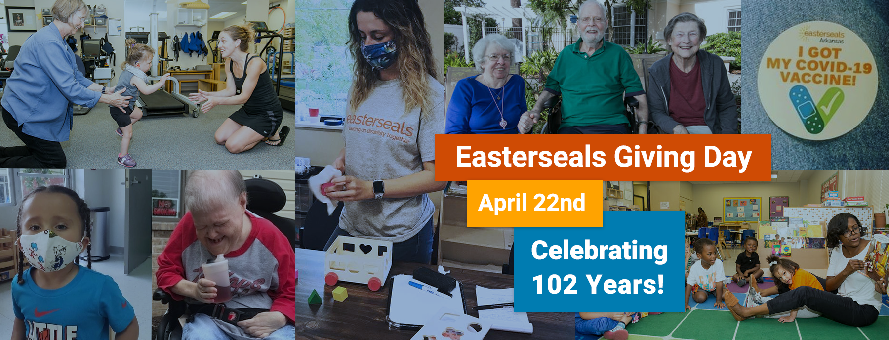 Easterseals Giving Day 2021