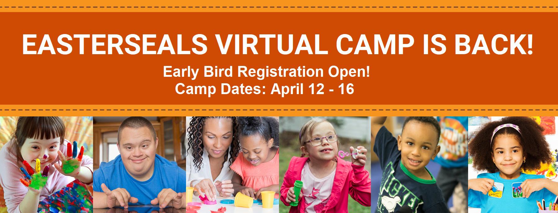 Virtual Camp Spring 2021