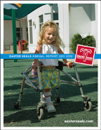 Download the Easter Seals Annual Report