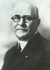 Easterseals founder Edgar Allen