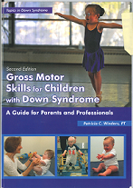 Gross Motor Skills for Children with Down Syndrome book cover
