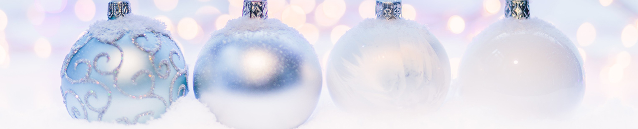 Holiday content banner