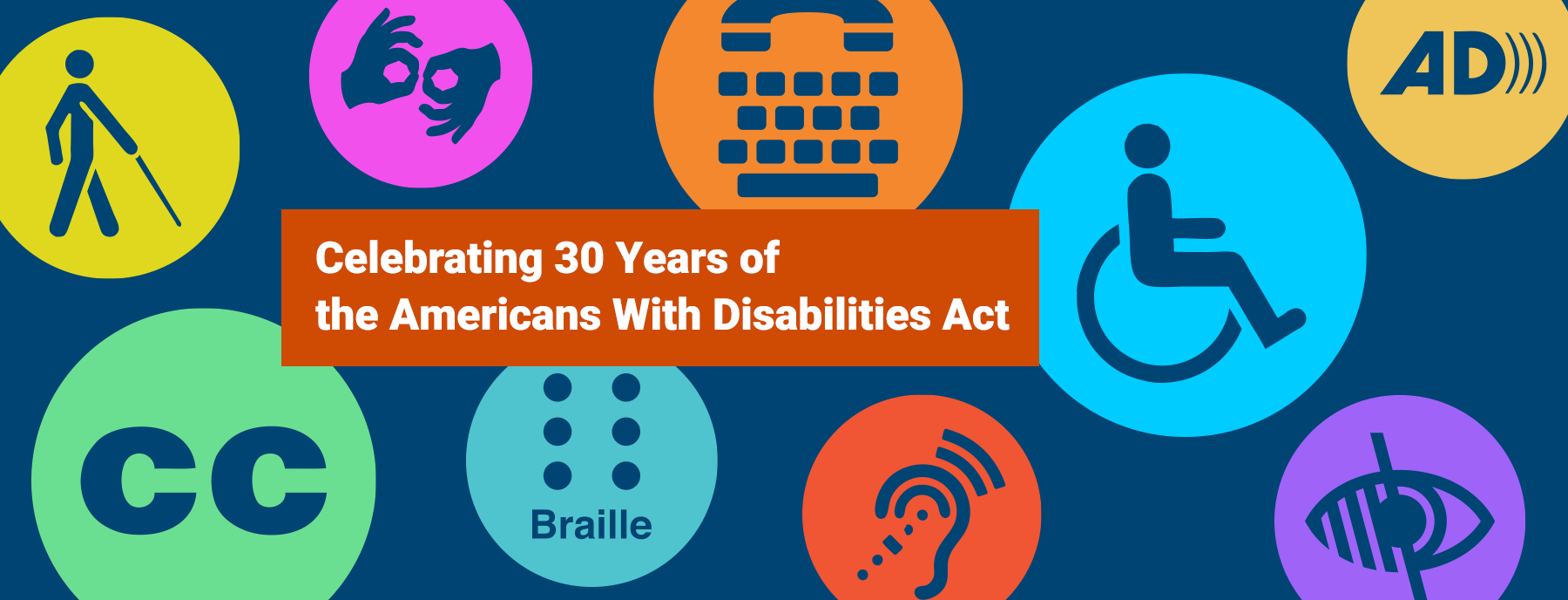 30th Anniversary of the ADA