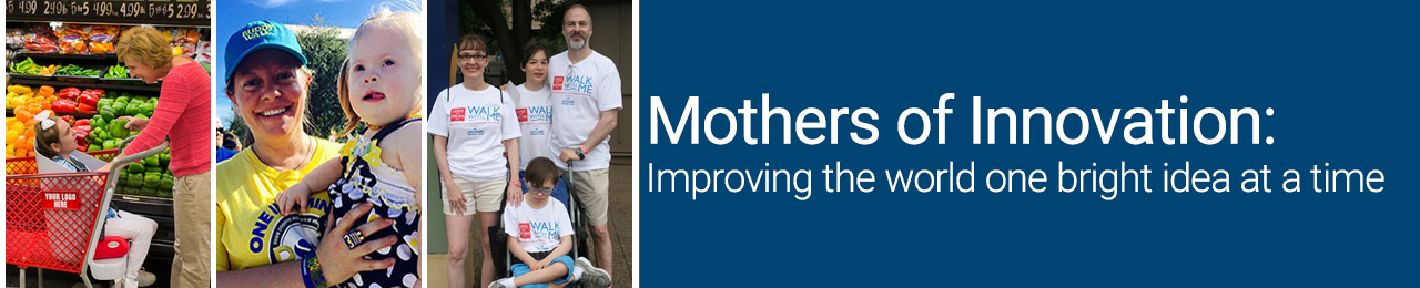 Mothers of innovation banner