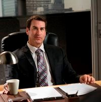 Rob Riggle in Easter Seals PSA