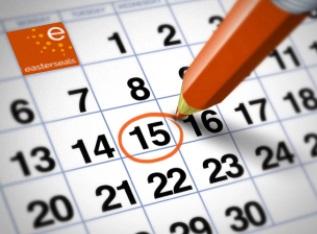 Easterseals calendar highlight graphic