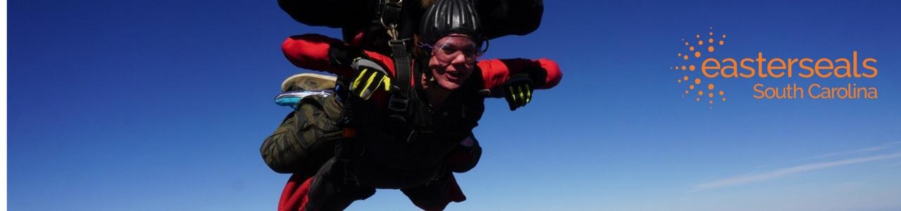 Easterseals South Carolina | Skydiving Fundraiser