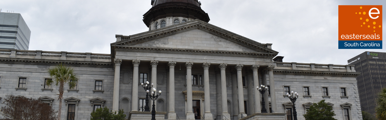 SC State Capitol Banner image