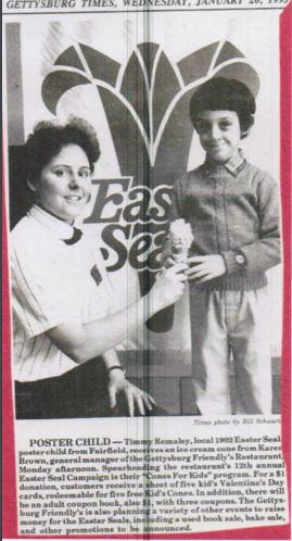 ES Poster child