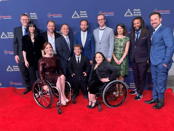 Photo of 2019 Disability List Writers