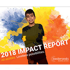2019 Impact Report Cover for Spotlight Image