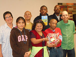 Gardena Adult Day participants awarded volunteers of the year by Trash for Teaching