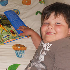 Photo of autism therapy services graduate Craig.