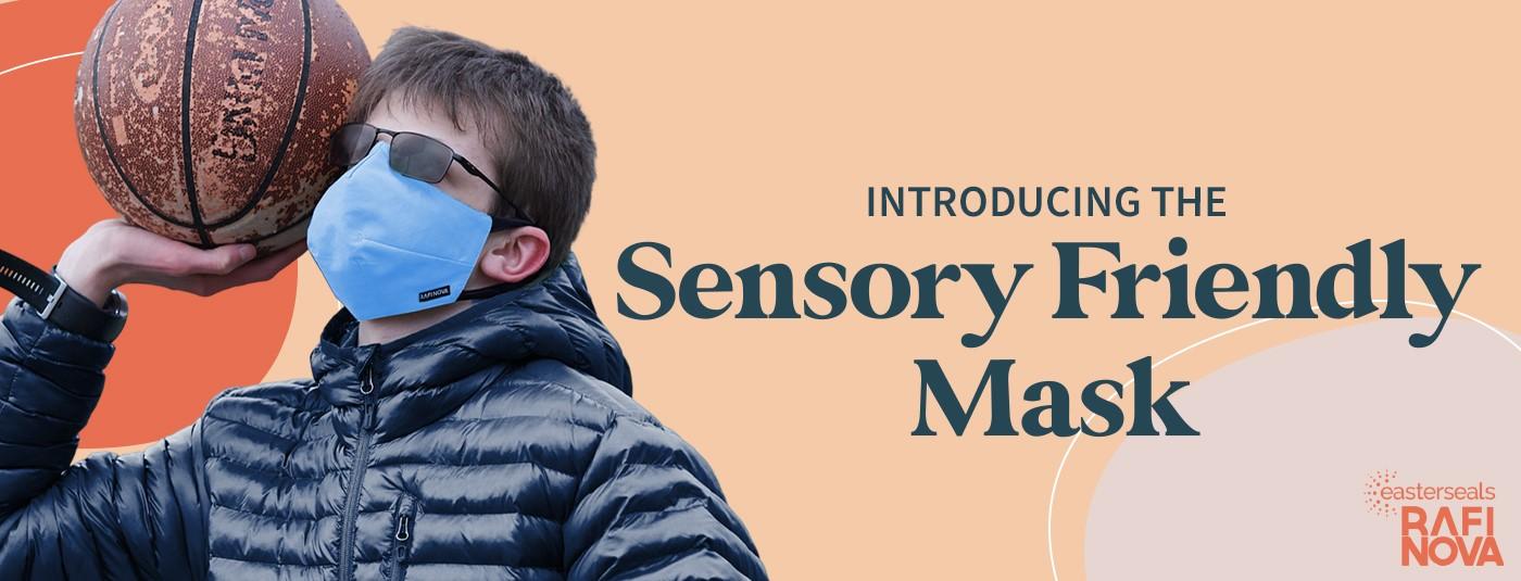 Rafi Nova Sensory Mask Banner