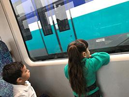 Childrens Services Escondido Train Ride
