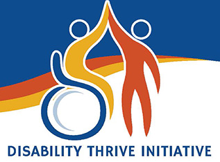 Disability Thrive Initiative Highlight Graphic logo