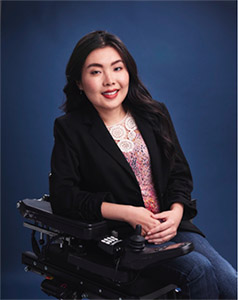 Photo of Board Member Kaitlin Yang