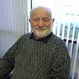 Senior Services member Leonard