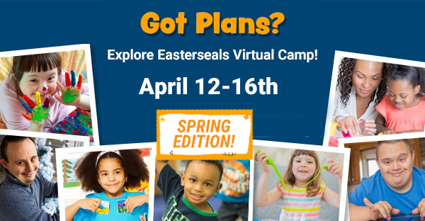 Spring Virtual Camp graphic