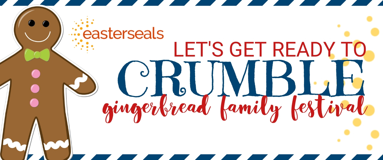 Let's Get Ready to Crumble Gingerbread Family Festival