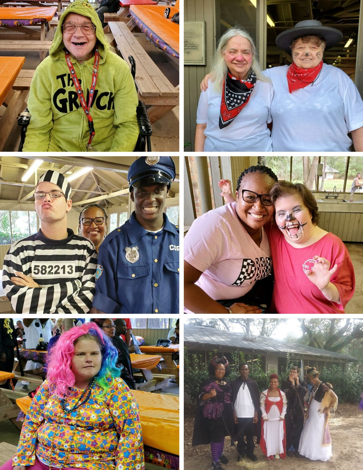 2019 Fall Festival Collage