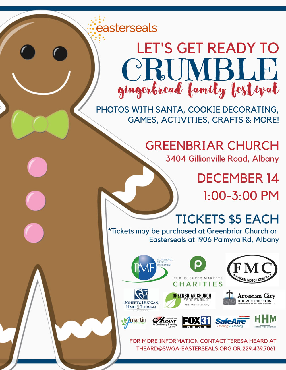 Crumble Event