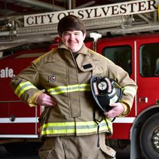 Fireman Cody