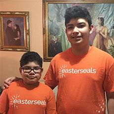 Esteban & Samuel