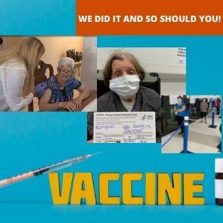Homebound Seniors Get Vaccinated