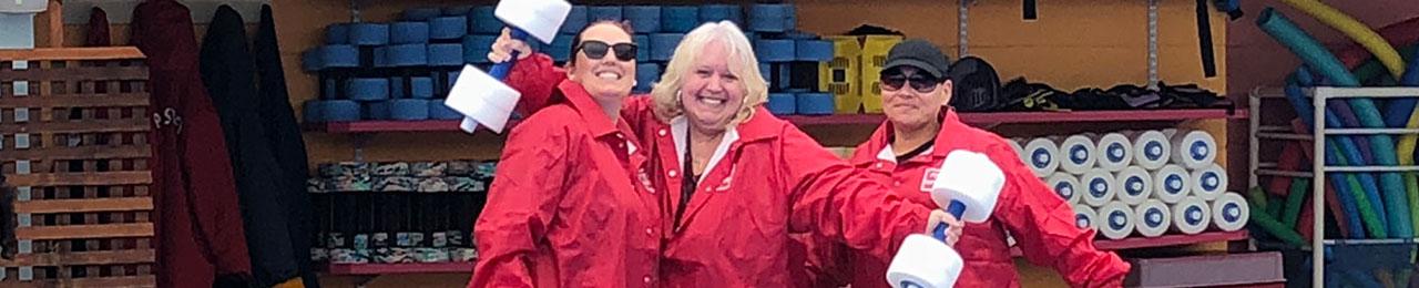 Pool 3 Ladies Banner 2018
