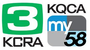 KCRA and KQCA Logo