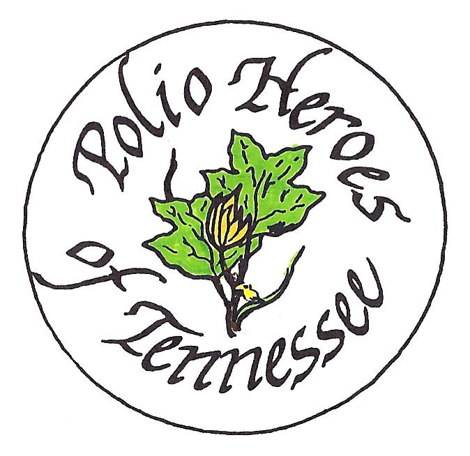 Polio Heroes Logo