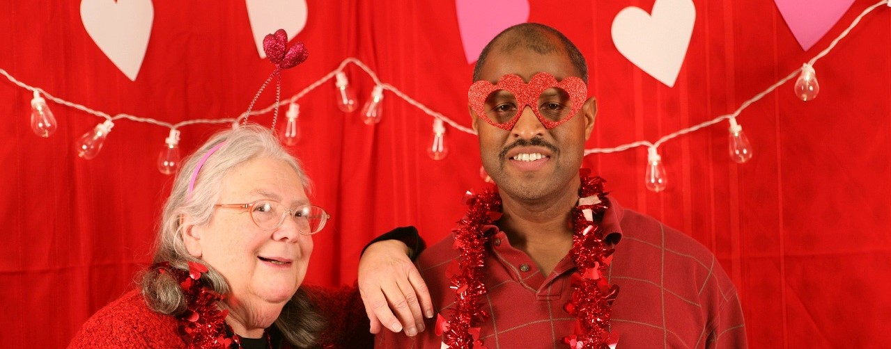 Glenda and James Supported Living