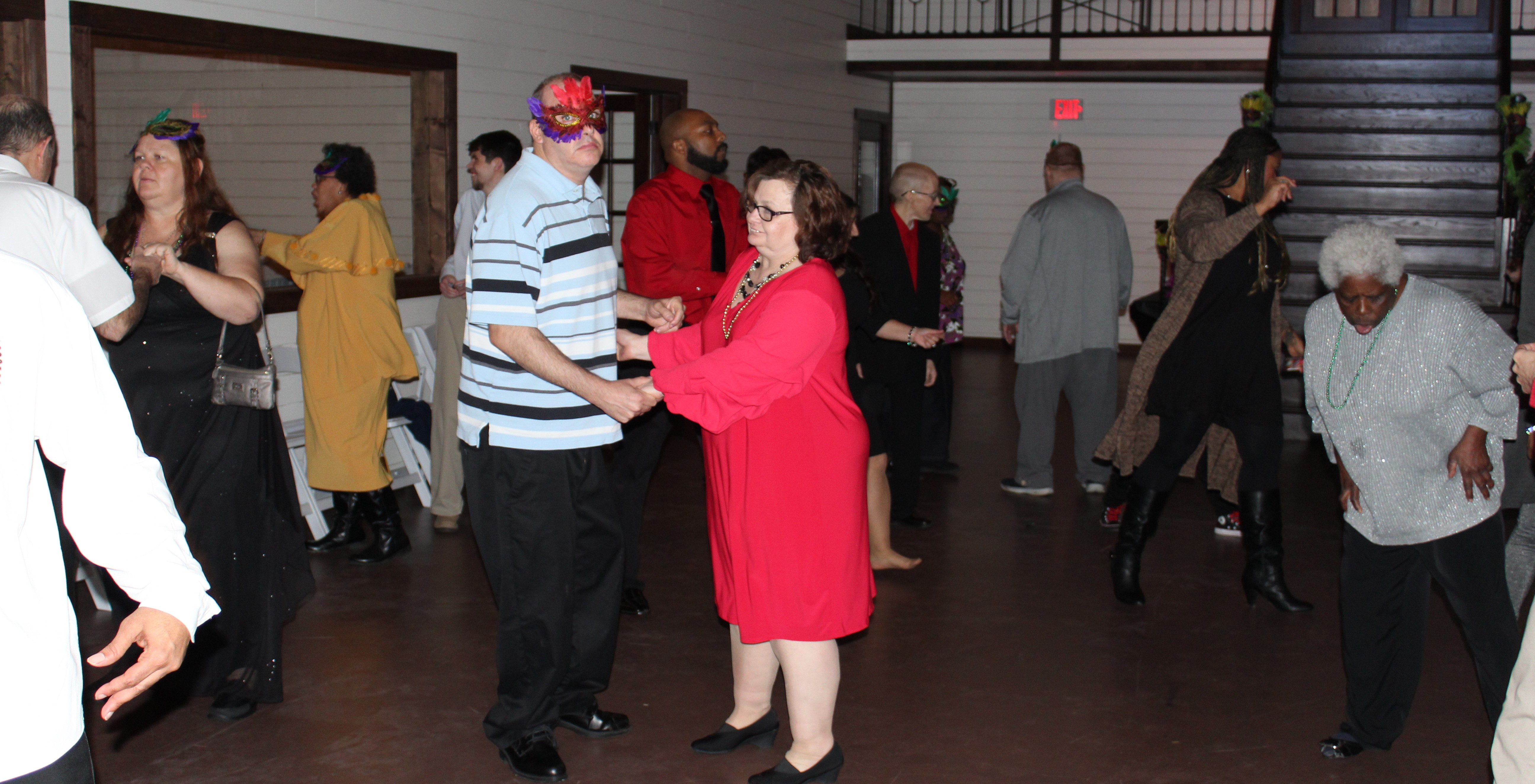 Easterseals Tennessee Community Center serves adults with disabilities by providing a safe place to learn and participate in constructive activities and programs.