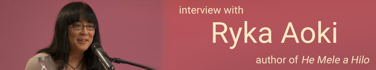 Interview with Ryka Aoki
