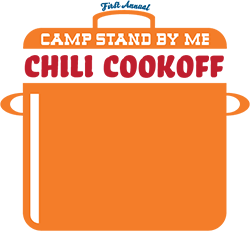 First Annual Camp Stand By Me Chili Cookoff