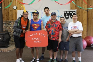 Camp Stand By Me Thanks Angel Guild