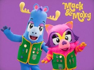 Mack & Moxy Highlight