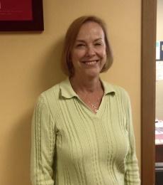 State Office Volunteer Diane